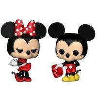 Disney - Mickey & Minnie (Valentines Ver.) Pop! Vinyl 2-Pack