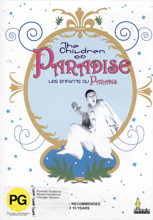 The Children Of Paradise on DVD image
