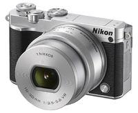 Nikon 1 J5 Mirrorless Digital Camera w/ 10-30mm PD-ZOOM Lens