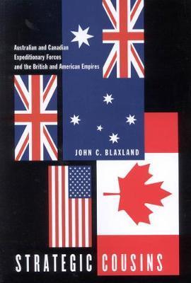 Strategic Cousins by John C. Blaxland
