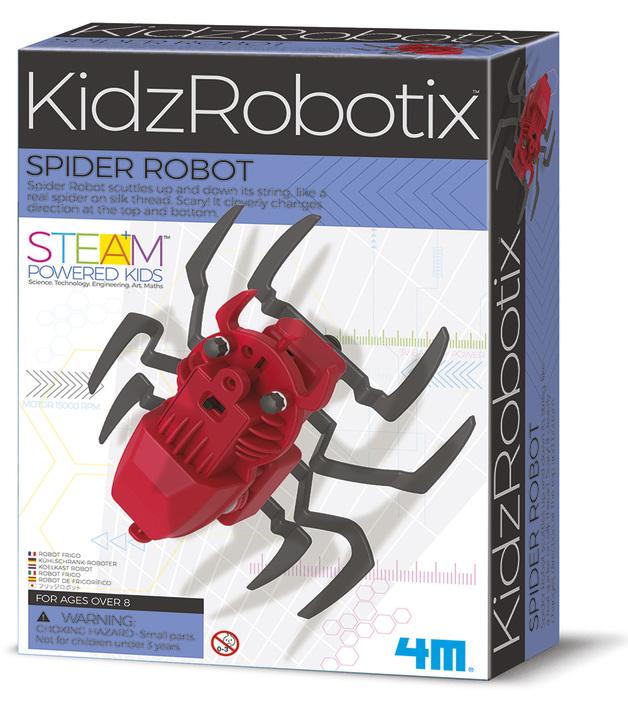 4M: Spider Robot Kit