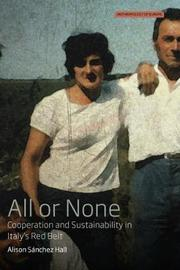 All or None by Alison Sanchez Hall