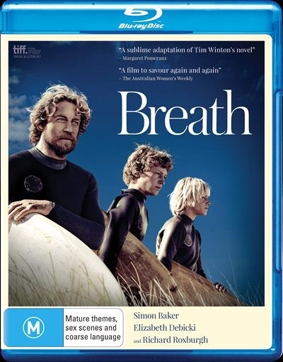 Breath on Blu-ray