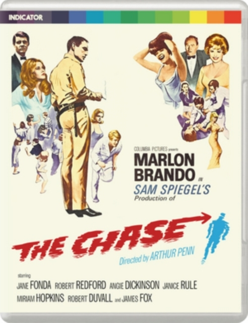 The Chase on DVD, Blu-ray