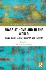 Arabs at Home and in the World