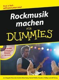 Rockmusik Machen Fur Dummies by Blake Neely image