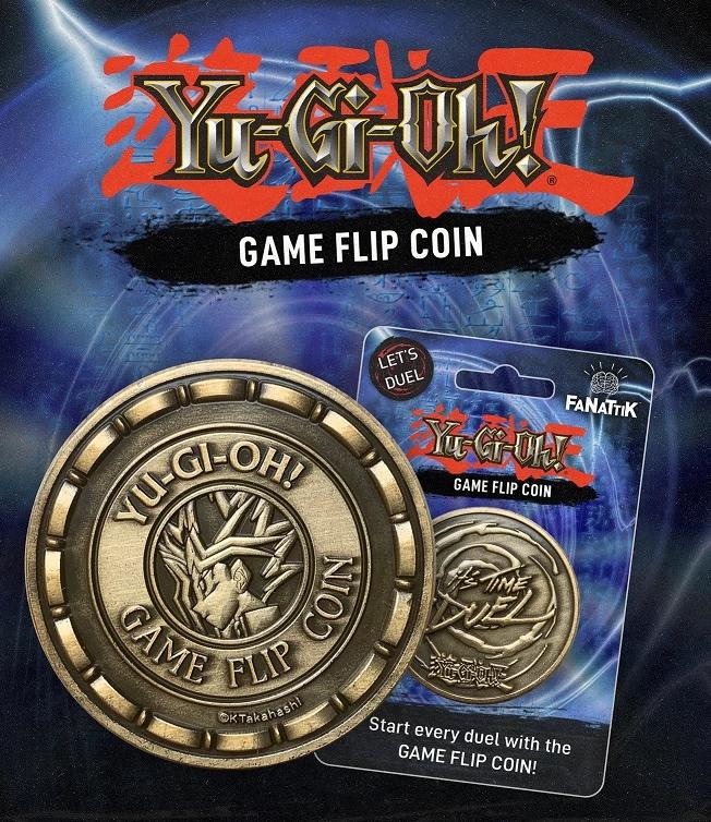 Yu-Gi-Oh!: Collectable Coin - Flip Coin image