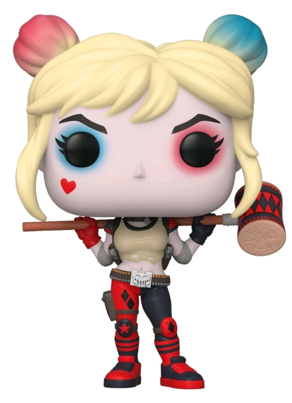 DC Comics - Harley Quinn (with Mallet) Pop! Vinyl Figure