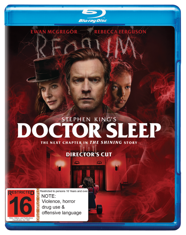 Doctor Sleep (Director's Cut) on Blu-ray