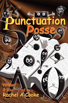 The Punctuation Posse by Rachel A Cooke image