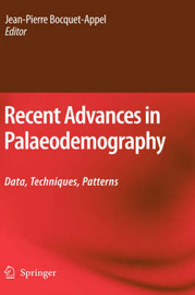 Recent Advances in Palaeodemography image