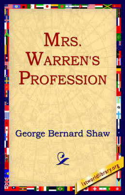 Mrs Warren's Profession by George Bernard Shaw image