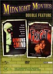 Demons Of The Mind / Fright on DVD