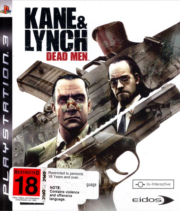 Kane & Lynch: Dead Men for PS3 image