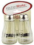 Swirl Salt & Pepper Shakers