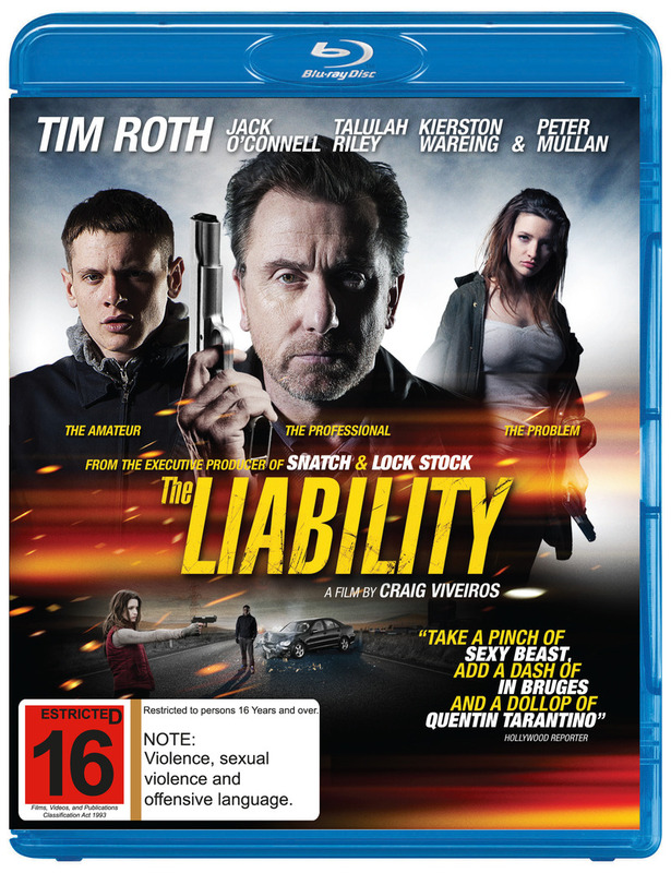 The Liability on Blu-ray