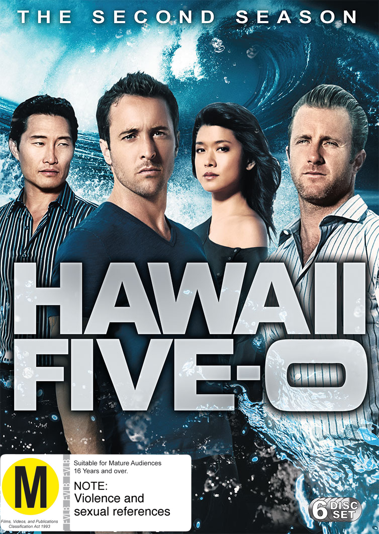 Hawaii Five-O - The Complete Second Season on DVD image