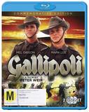 Gallipoli Commemorative on Blu-ray