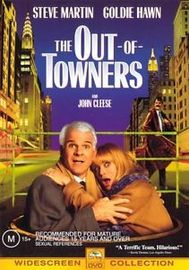 The Out Of Towners on DVD