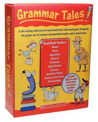 Grammar Tales - Terrific Tales That Make Rules Stick by Fleming & McCort Mart Chanko