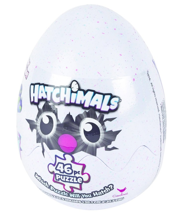 Hatchimals - 46pc Egg Puzzle