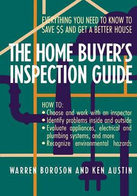 The Home Buyer's Inspection Guide by Warren Boroson image