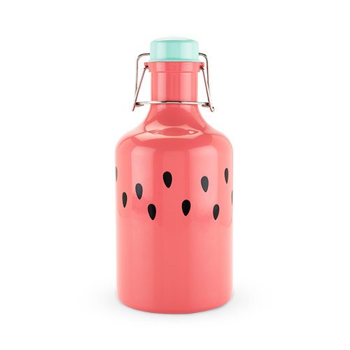 TrueZoo: Watermelon Growler Flask - (1.9L)