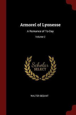 Armorel of Lyonesse by Walter Besant image
