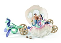 Schleich: Royal Seashell Carriage - Playset
