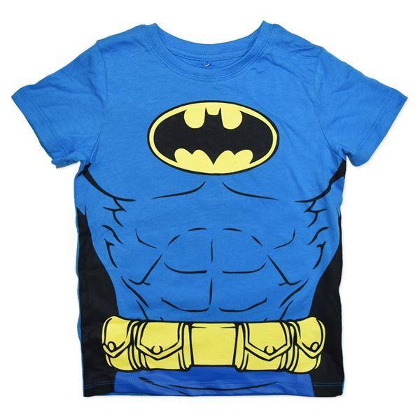DC Comics: Batman Muscle T-Shirt - Size 3 image