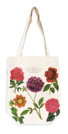 Cavallini & Co: Botanica - Vintage Tote Bag