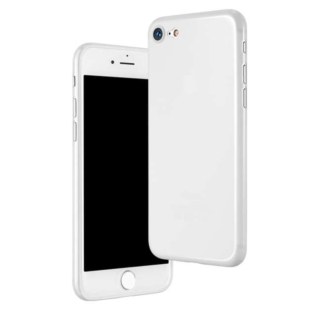 Kase Go Original iPhone 7 Slim Case- White Knight