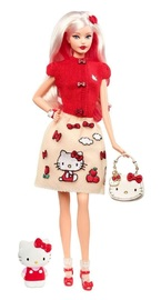 Barbie: Hello Kitty - Fashion Doll