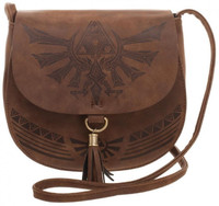 The Legend of Zelda Saddlebag with Tassel