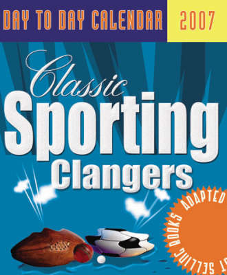 Classic Sporting Clangers Day to Day Calendar image