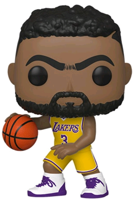 NBA: Lakers - Anthony Davis Pop! Vinyl Figure