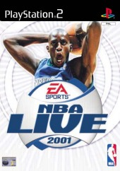 NBA Live 2001 for PlayStation 2