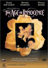 Age Of Innocence on DVD