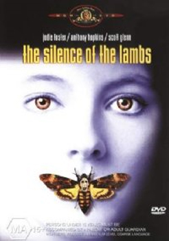 The Silence of the Lambs on DVD image
