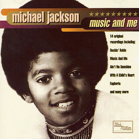 Music & Me by Michael Jackson
