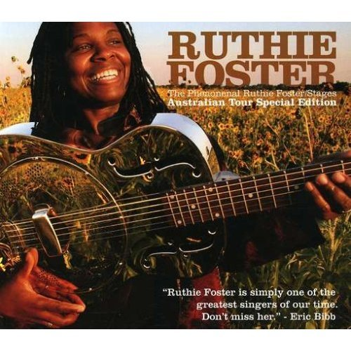 The Phenomenal/Stages by Ruthie Foster