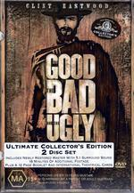Good, The Bad & The Ugly, The - Special Edition (2 Disc) on DVD