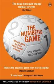 The Numbers Game by Chris Anderson