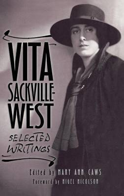 Vita Sackville-West by Mary Ann Caws image