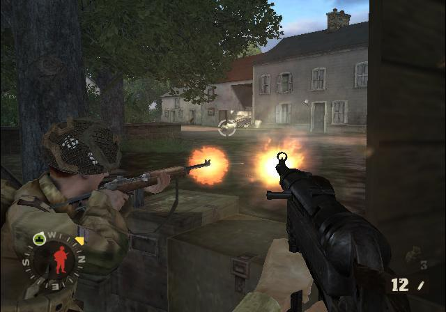 Brothers In Arms for Nintendo Wii image