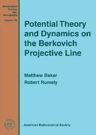Potential Theory and Dynamics on the Berkovich Projective Line image