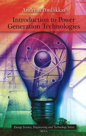 Introduction to Power Generation Technologies by Andreas Poullikkas image