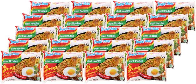 Indomie Mi Goreng Noodles (85g x 20pk)