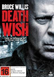 Death Wish on DVD