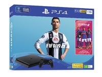 PS4 Slim 1TB FIFA 19 Bundle for PS4